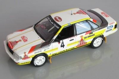 Opel Ascona Osterberg edenring Rally de Monte Carlo 1973 1//43 atlas modelo auto mié